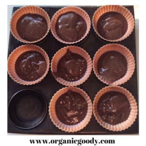 Chocolate mousse bites