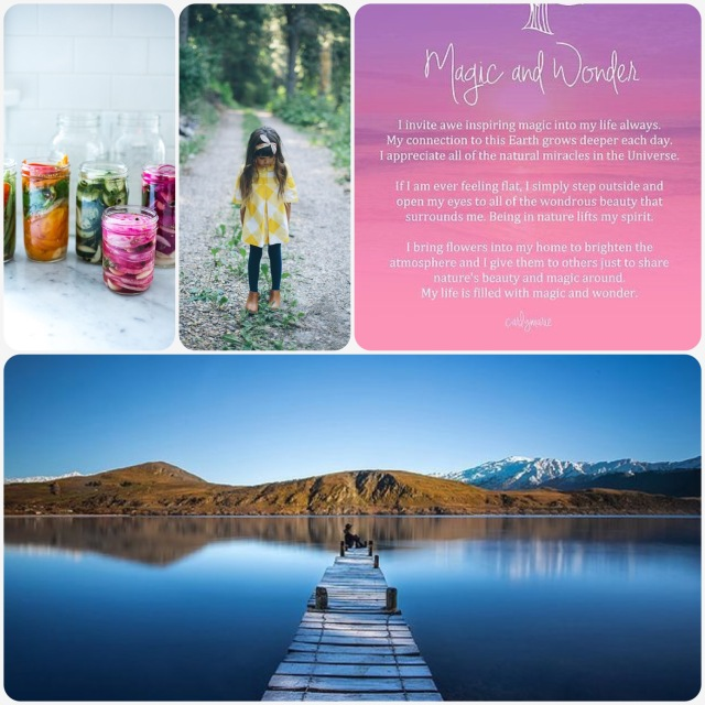 Fab Friday - refrigerator pickles, children's fashion, magic & wonder, South Island New Zealand scenery