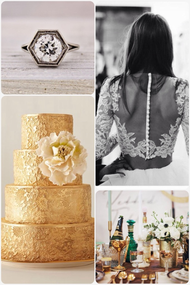 Fab Friday wedding inspired