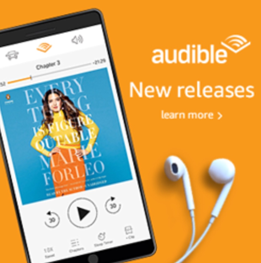 Free new release Audiobook with audible. Marie Forleo Everything is figureoutable
